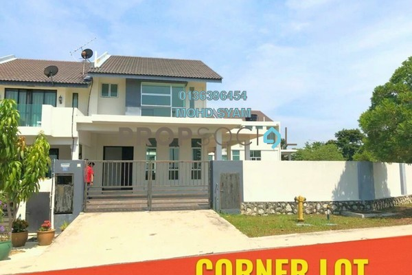 For Sale Terrace at Bangi Avenue, Kajang Freehold Unfurnished 4R/4B 980k