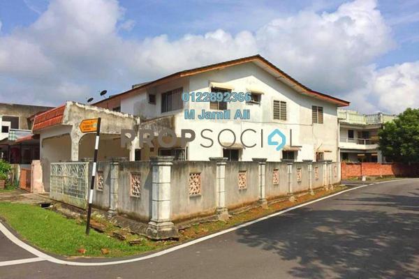 For Sale Terrace at Taman Yayasan, Segamat Leasehold Unfurnished 4R/4B 230k
