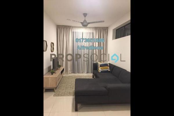 For Rent Condominium at Nadayu62, Melawati Freehold Semi Furnished 3R/2B 1.85k