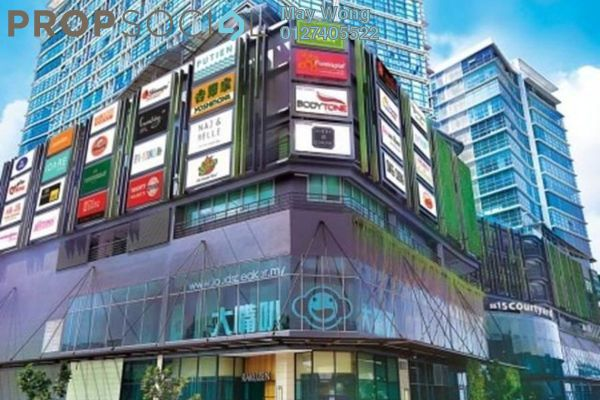 For Rent Office at First Subang, Subang Jaya Freehold Semi Furnished 0R/0B 3.25k