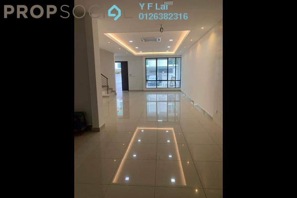 For Sale Terrace at Kinrara Residence, Bandar Kinrara Freehold Semi Furnished 4R/4B 1.1m