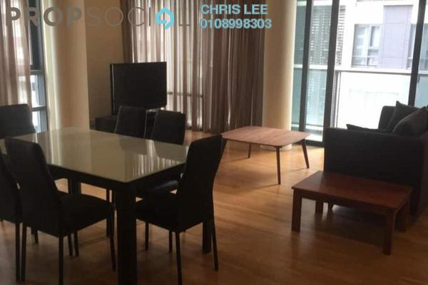For Rent Condominium at St Mary Residences, KLCC Freehold Fully Furnished 1R/1B 4.5k
