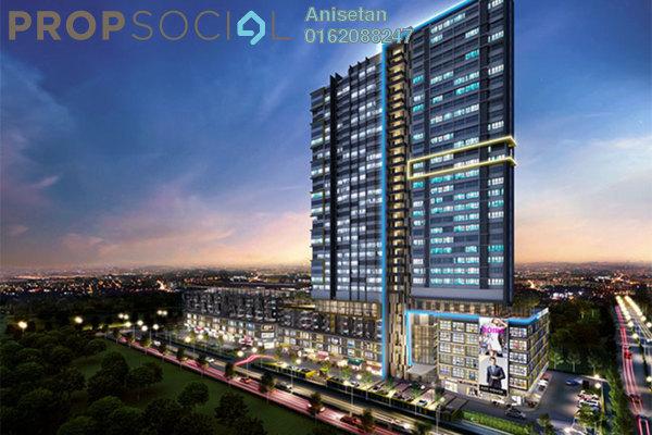 For Sale Condominium at MKH Boulevard, Kajang Freehold Unfurnished 3R/2B 399k