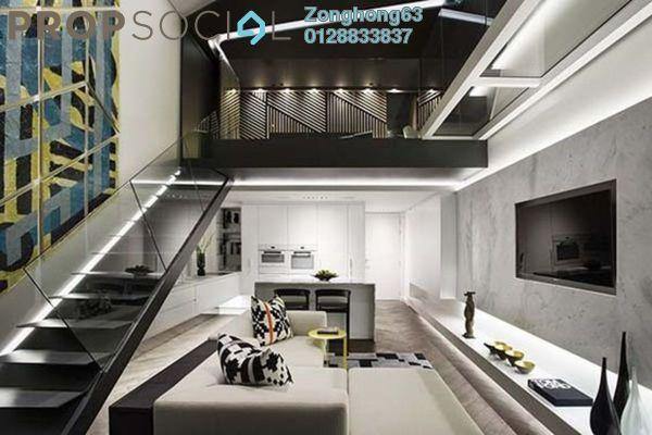 For Sale Duplex at Bandar Baru Sri Petaling, Sri Petaling Leasehold Semi Furnished 1R/2B 480k