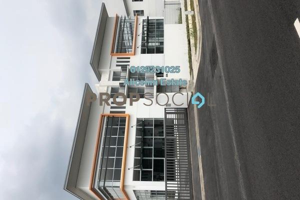 For Sale Factory at Saujana Rawang, Rawang Leasehold Unfurnished 0R/4B 2.22m