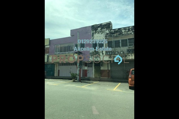 For Sale Factory at Taman Perindustrian Hijau, Rawang Freehold Unfurnished 0R/4B 700k