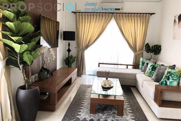 For Sale Condominium at Metropolitan Square, Damansara Perdana Freehold Semi Furnished 3R/2B 650k