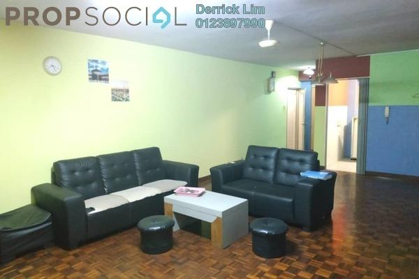 For Sale Condominium at OG Heights, Old Klang Road Freehold Semi Furnished 3R/2B 322k
