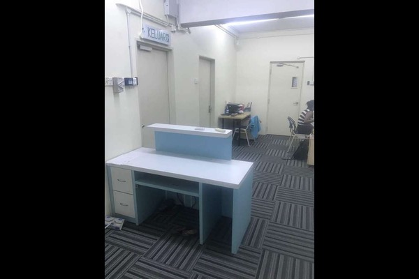 For Rent Office at Plaza Damas 3, Sri Hartamas Freehold Fully Furnished 0R/0B 5.25k