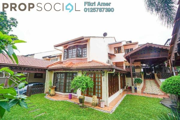 For Sale Semi-Detached at Bukit Damansara, Damansara Heights Freehold Unfurnished 10R/4B 4.2m