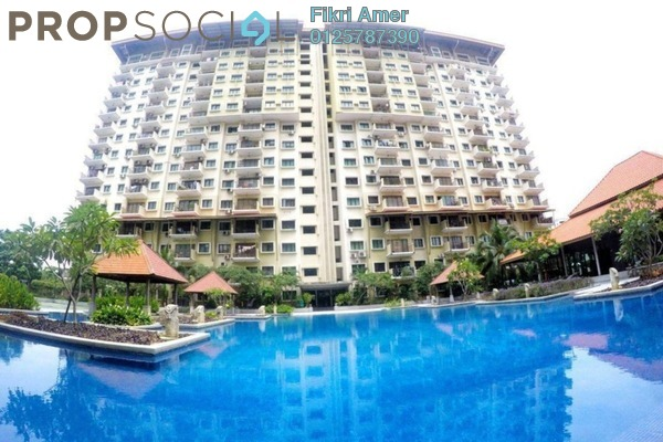 For Sale Condominium at Puri Aiyu, Shah Alam Freehold Unfurnished 3R/2B 370k