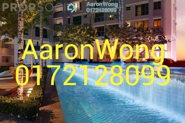 For Sale Condominium at Trinity Aquata, Sungai Besi Freehold Unfurnished 3R/2B 700k