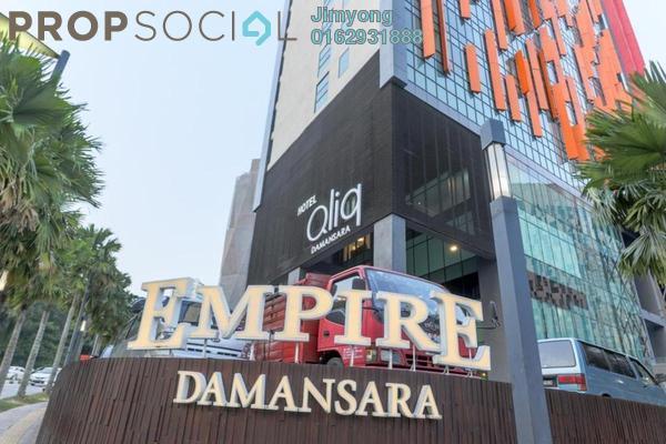 For Rent SoHo/Studio at Empire Damansara, Damansara Perdana Freehold Fully Furnished 1R/1B 1.1k
