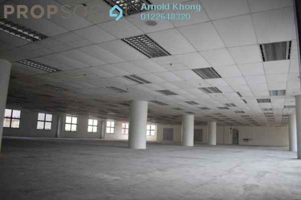 For Rent Office at Plaza Damansara Utama, Damansara Utama Freehold Unfurnished 0R/0B 49k