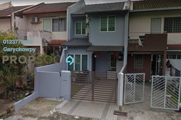 For Sale Terrace at SS19, Subang Jaya Freehold Semi Furnished 3R/2B 387k