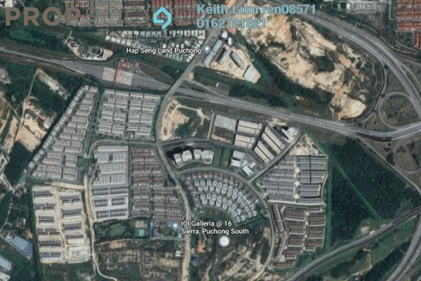 For Sale Land at Taman Tasik Puchong, Puchong Freehold Unfurnished 0R/0B 9.41m