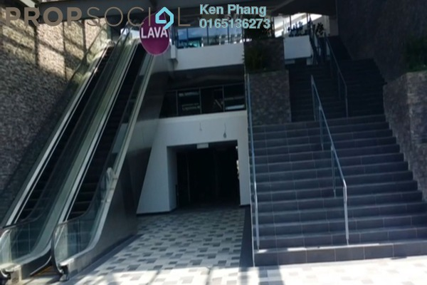 For Rent Shop at The Atmosphere, Bandar Putra Permai Freehold Unfurnished 0R/2B 3.3k