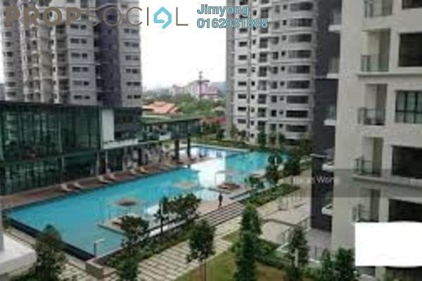 For Sale Condominium at Maisson, Ara Damansara Freehold Semi Furnished 2R/2B 750k