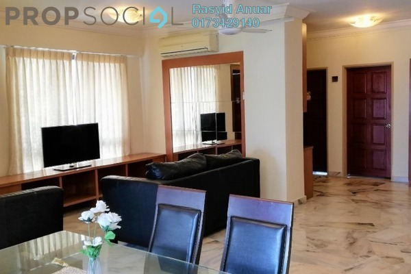 For Rent Condominium at Gurney Heights, Keramat Freehold Fully Furnished 3R/2B 2.15k