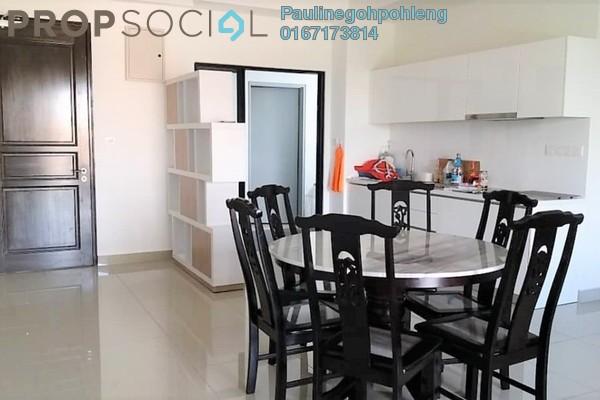 For Rent Condominium at Glomac Centro, Bandar Utama Freehold Semi Furnished 4R/4B 3k