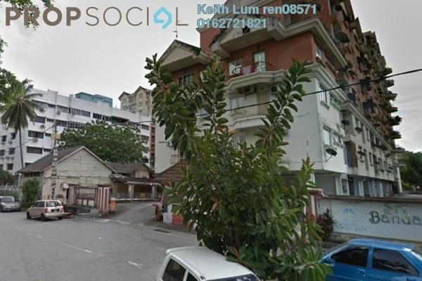 For Sale Apartment at Sri Bandar, Sentul Freehold Semi Furnished 3R/2B 350k