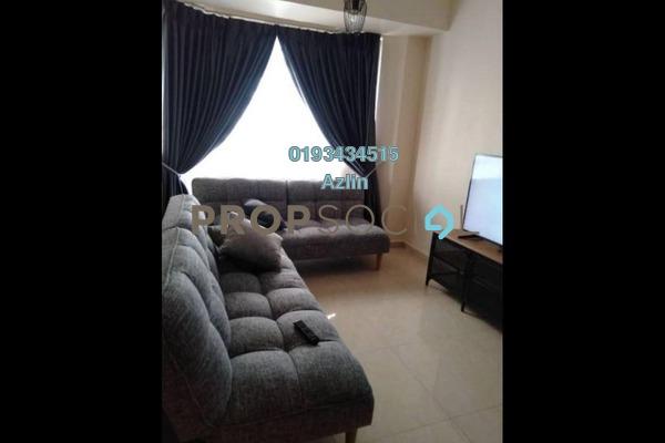 For Sale Apartment at Rhythm Avenue, UEP Subang Jaya Freehold Fully Furnished 2R/1B 320k