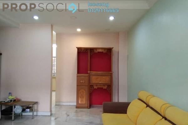For Sale Terrace at Taman Kintaman, Klang Freehold Semi Furnished 4R/2B 355k