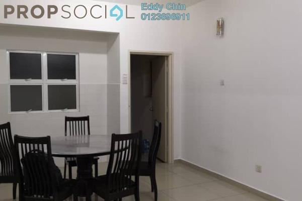 For Rent Condominium at The Zest, Bandar Kinrara Freehold Semi Furnished 3R/2B 1.55k