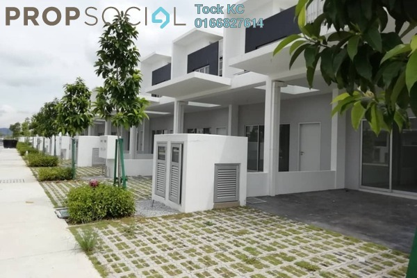 For Rent Terrace at Cybersouth, Dengkil Freehold Semi Furnished 3R/3B 1.6k