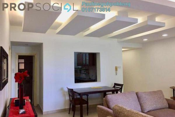 For Rent Condominium at Sri Putramas II, Dutamas Freehold Fully Furnished 4R/2B 2.2k