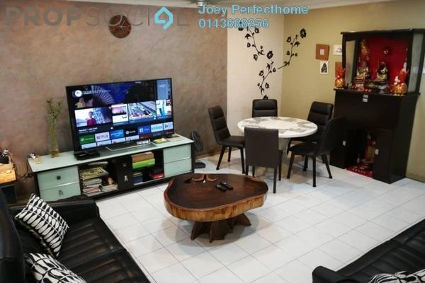 For Sale Terrace at Seksyen 9, Bandar Mahkota Cheras Freehold Semi Furnished 4R/3B 615k