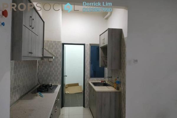 For Sale Condominium at Mahkota Garden Condominium, Bandar Mahkota Cheras Freehold Semi Furnished 4R/3B 415k