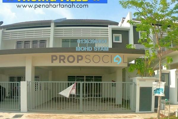 For Sale Superlink at Azalea, Nilai Impian Freehold Unfurnished 5R/4B 600k