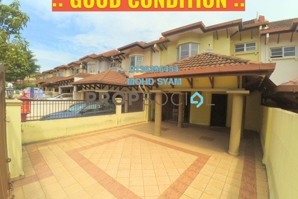 For Sale Superlink at Damai Bakti, Alam Damai Freehold Semi Furnished 4R/3B 690Ribu