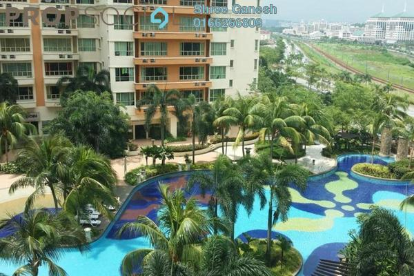 For Sale Condominium at East Lake Residence, Seri Kembangan Freehold Fully Furnished 3R/2B 510k