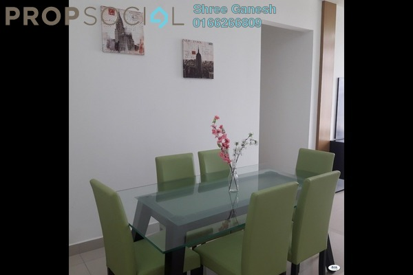 For Sale Serviced Residence at The Arc, Cyberjaya Freehold Fully Furnished 3R/2B 450k