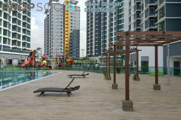 For Rent Serviced Residence at Vista Alam, Shah Alam Freehold Fully Furnished 2R/2B 1.5k