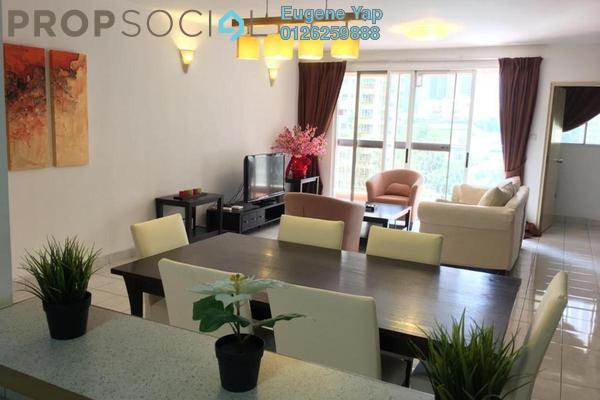 For Sale Condominium at Mont Kiara Bayu, Mont Kiara Freehold Fully Furnished 3R/2B 790k