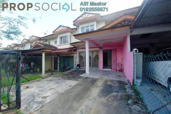 For Sale Terrace at Bandar Tasik Kesuma, Semenyih Freehold Unfurnished 4R/2B 350k