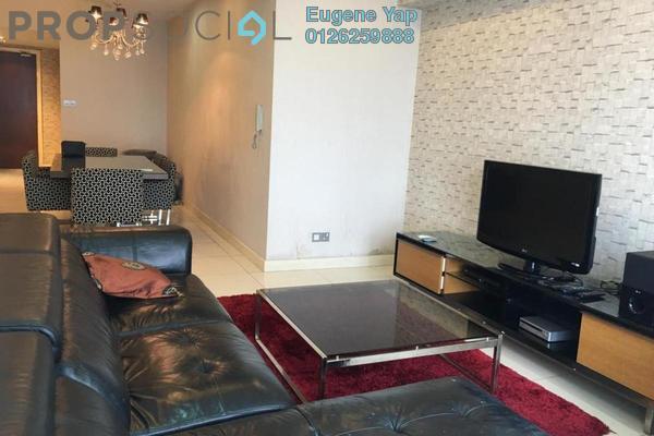 For Rent Condominium at Tiffani Kiara, Mont Kiara Freehold Fully Furnished 3R/2B 4.5k