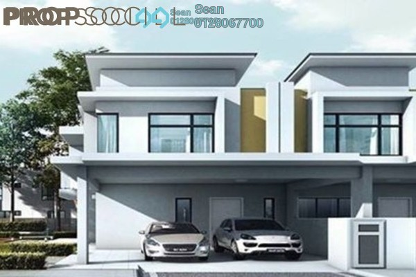 For Sale Superlink at Ara Sendayan, Bandar Sri Sendayan Freehold Unfurnished 4R/4B 619k