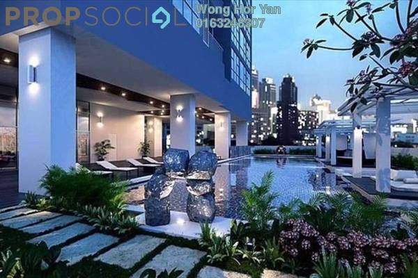 For Sale Condominium at Laman Ceylon, Bukit Ceylon Freehold Fully Furnished 2R/2B 1000k