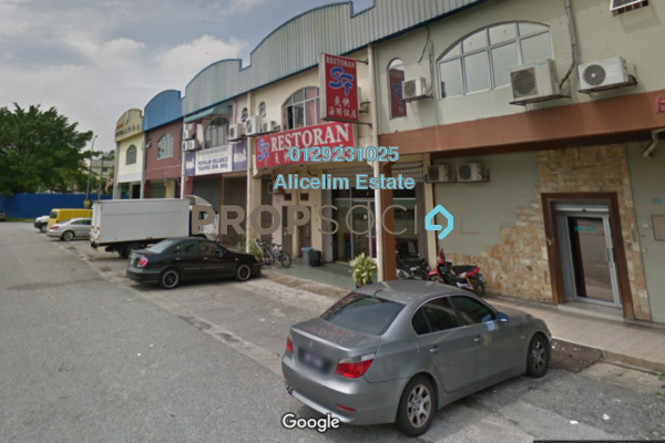 For Rent Factory at Taman Sri Ehsan, Kepong Freehold Unfurnished 0R/4B 3.5k