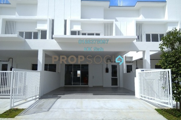 For Sale Superlink at Perdana College Heights, Nilai Freehold Unfurnished 4R/4B 599k