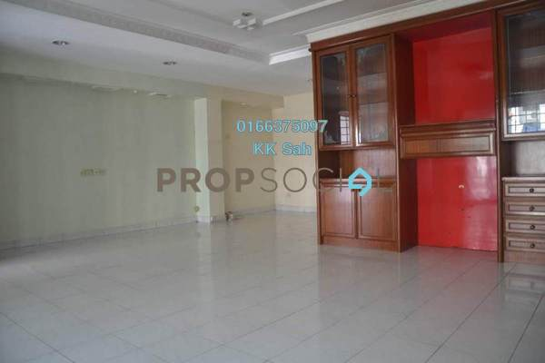 For Sale Link at Taman Sri Bahagia, Cheras South Freehold Semi Furnished 4R/3B 608k