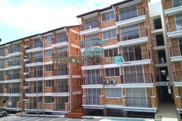 For Rent Apartment at Goodview, Bandar Sungai Long Freehold Unfurnished 3R/2B 850translationmissing:en.pricing.unit