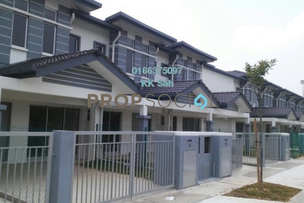 For Sale Link at Kemuning Greenhills, Kota Kemuning Freehold Unfurnished 4R/3B 518k