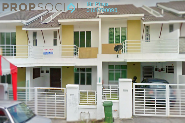For Rent Terrace at Taman Titi Heights, Balik Pulau Freehold Unfurnished 4R/3B 800translationmissing:en.pricing.unit