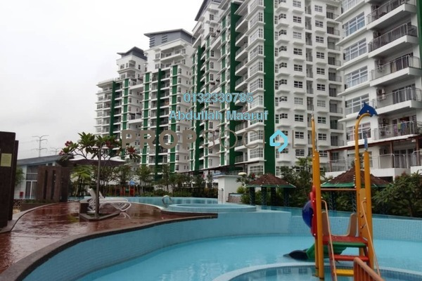 For Sale Condominium at D'Pines, Pandan Indah Freehold Semi Furnished 3R/2B 650k