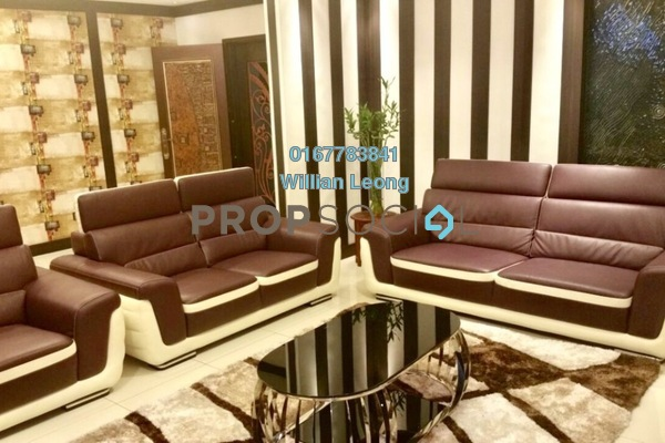 For Sale Terrace at USJ Heights, UEP Subang Jaya Freehold Fully Furnished 6R/5B 1.6m